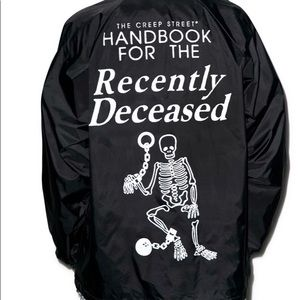 Dolls Kill Beetlejuice Jacket